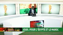 L'Égypte et le Maroc, premiers africains en lice