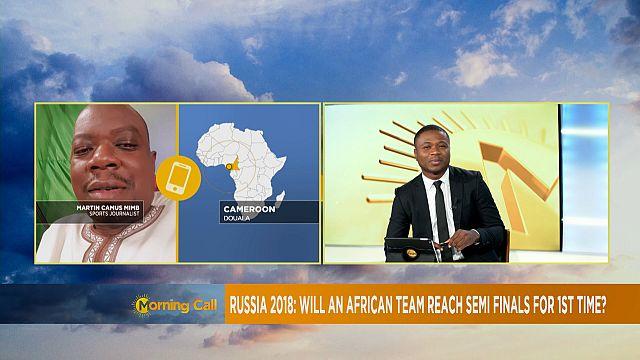 Coupe du monde en Russie : les équipes africaines [The Morning Call]