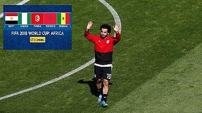 Mondial 2018-Uruguay-Egypte: Salah sur le banc, Essam El-Hadary pourrait rater l'occasion d'entrer dans l'histoire