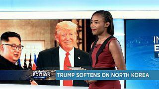 Trump souple en Corée du Nord [International Edition]