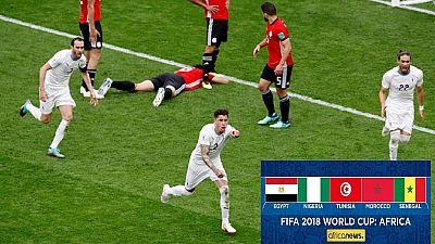 Mohamed Salah left out of Egypt's starting XI against Uruguay