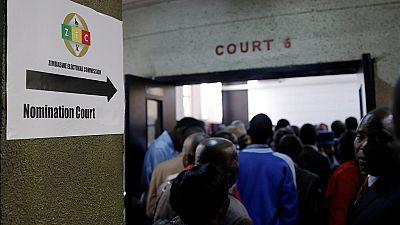 Zimbabwe : 23 candidats à la prochaine présidentielle