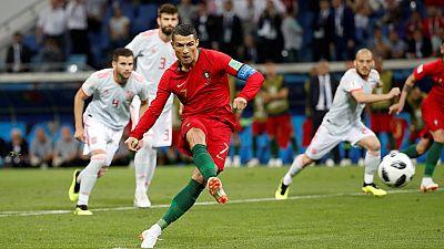Mondial 2018 : l'Espagne et le Portugal font match nul (3-3)
