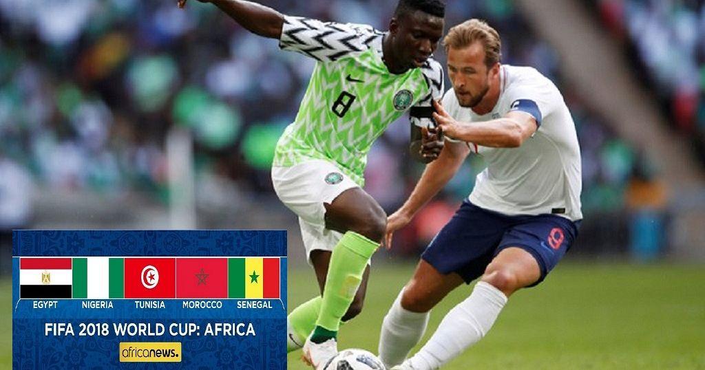 Fake Nigeria World Cup jerseys sales soar as fans dare to dream ... 7e5d7bdc1