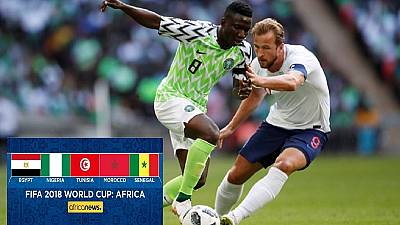 Fake Nigeria World Cup jerseys sales soar as fans dare to dream