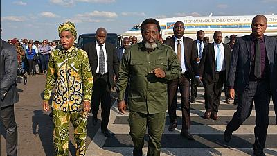 Kabila's Congo to consider legal protection for ex-presidents