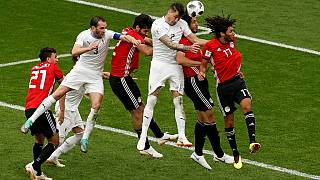 World Cup: Egyptians solidly behind national squad despite defeat in opening match
