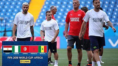 Switzerland prepared to 'win ugly' against Neymar's Brazil