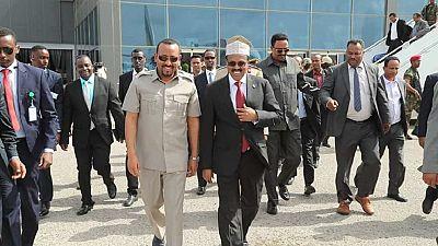Réchauffement diplomatique : le Premier ministre éthiopien en Somalie