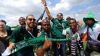 Mondial 2018 en Russie : pas de poulets vivants au stade, au grand dam des Nigérians