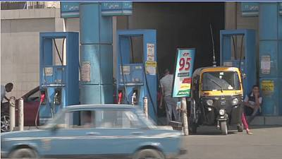 En Égypte, la hausse des prix du carburant inquiète