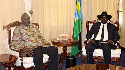 Juba exige un autre lieu pour la rencontre Kiir - Machar