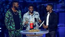 Big win for 'Black panther' at 2018 MTV Movie & TV Awards show
