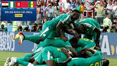 Senegal claims first African win, as Salah's return is not enough to save Egypt