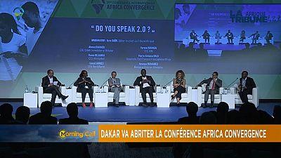 Dakar va abriter la conférence Africa Convergence [The Morning Call]