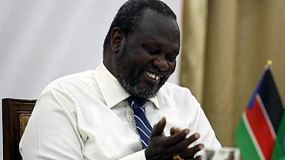 South Sudan rebel leader Machar arrives in Ethiopia for talks to end civil war