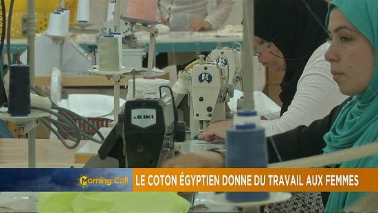 Egypte : l'entreprise qui promeut l'autonomie des femmes [The Morning Call]
