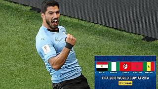 [Live] Day 7 of 2018 FIFA World Cup: Uruguay (1) vs Saudi Arabia (0) match is underway