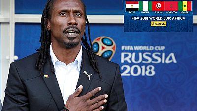 Mondial 2018 : pour Aliou Cissé du Sénégal, les entraineurs africains méritent du respect