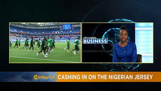 Coupe du monde : excitation autour du maillot nigérian