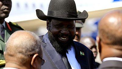 South Sudan president Kiir departs for Ethiopia ahead of peace talks