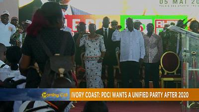 Ivory Coast: ruling coalition member rejects proposal for unity