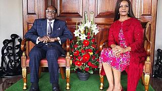 Mugabe in Singapore for medical trip