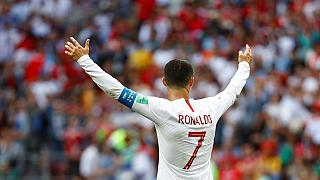 [Photos] Ronaldo's Portugal eliminate Morocco from 2018 FIFA World Cup