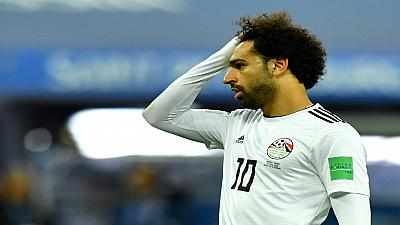 Suarez secures win for Uruguay to lock out Egypt, Saudi Arabia