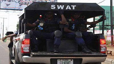 Nigeria: arrestation de présumés mineurs illégaux