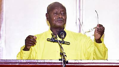 Drones, gun fingerprints and tighter social media regulation: Museveni's security plan