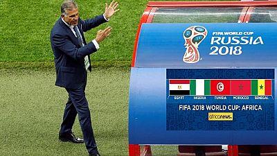 [Live] Day 8 at 2018 World Cup: Argentina (0) vs Croatia (3), France (1) vs Peru (0), Denmark (1) vs Australia (1)