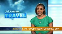 Fans Flood Russia for World Cup [Travel]