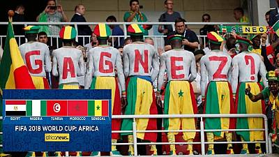 Senegalese fans fight after World Cup game as team prepares for Japan
