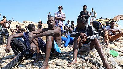 """Migrants : l'UA veut créer des centres régionaux de débarquement, pas un """"Guantanamo"""""""