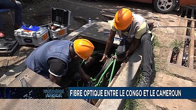 Congo-Cameroon fiber optic project, a medium for regional interconnectivity [Business Africa]