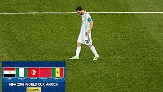 Croatia crush Argentina 3-0, as Messi crumbles under World Cup pressure