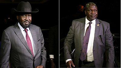 """Soudan du Sud : Salva Kiir """"en a assez"""" de Riek Machar, pas d'accord de paix"""
