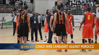 Congo : Championnat d'Afrique militaire de basketball [The Morning Call]