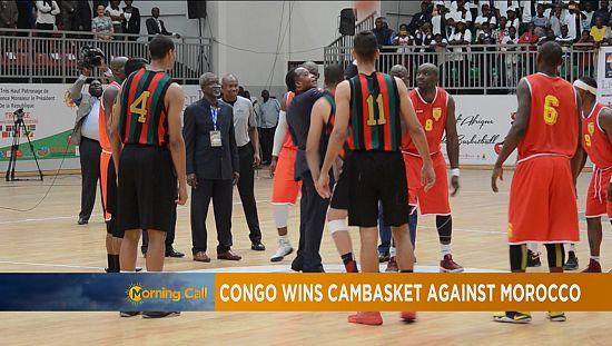 Congo : Championnat d'Afrique militaire de basketball [The Morning Call]
