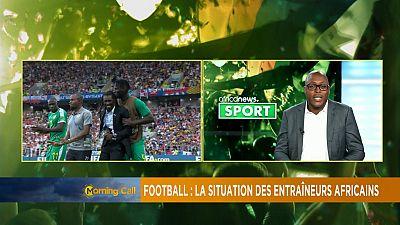 Football : la situation des entraîneurs africains