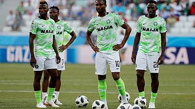WC 2018: Nigeria bring in fresh strikers for Iceland clash
