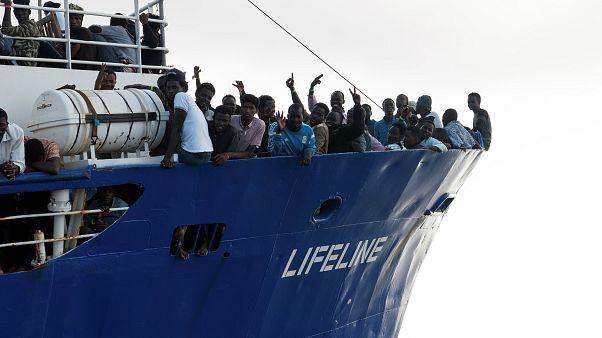 State of the Union: Wie die Flüchtlingskrise Europa spaltet