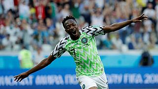 Musa's super eagles soars Nigeria and gave Argentina a gift