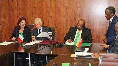 Ethiopia, Italy sign €30 million loan agreement