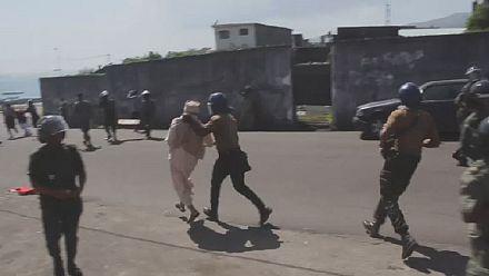 Trois opposants arrêtés aux Comores