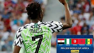 Nigeria's 'Lionel Musa' warns Argentina: 'I always score against Messi's teams'