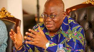 Ghana's president bans appointees from foreign travels