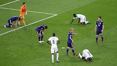 Senegal, Japan draw in exciting game at Yekaterinburg