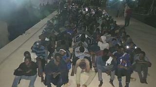 490 migrants picked up off Coast of Tripoli